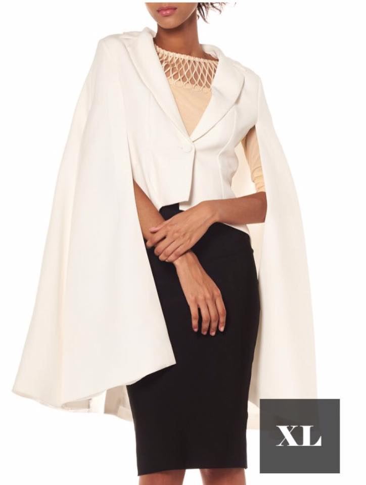 Gracia cape jacket