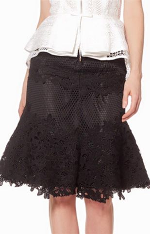 LACE MERMAID SKIRT