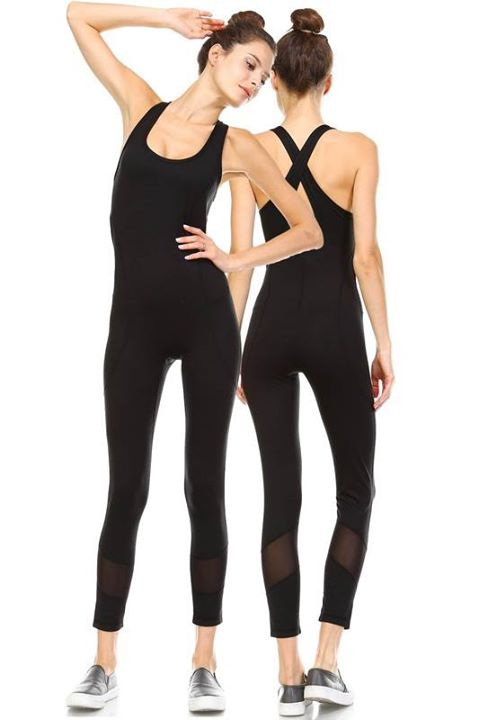 ATHLETIC BODYSUIT
