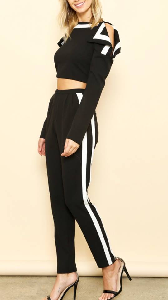 JOGGING SUIT 2PC SET